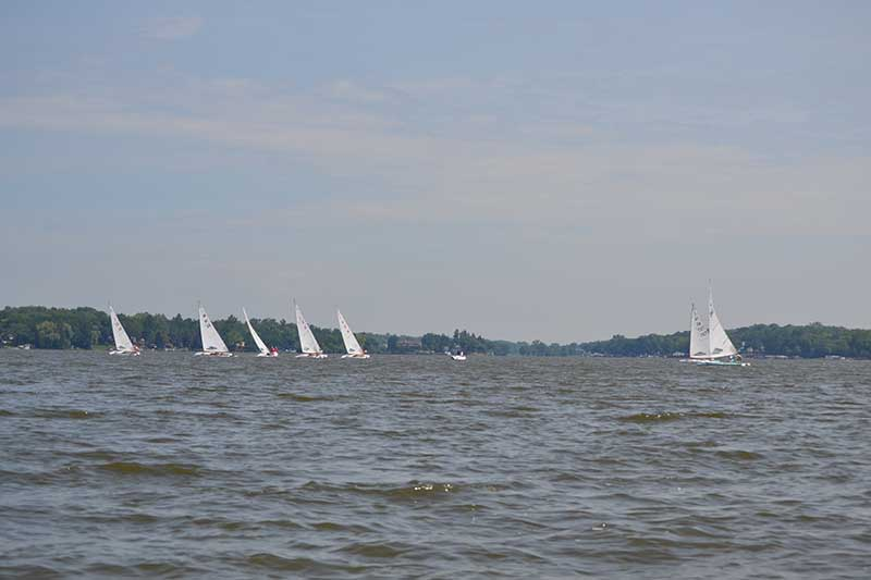 June 30, 2013 Sailing Race