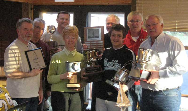 Trophy Awards WLYC – 2012
